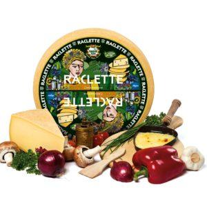 Raclette Baldauf Alpkäse